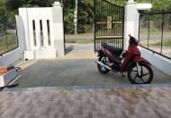 Chính chủ cần bán nhà 1 Trệt 1 Lững MT Huỳnh Thị Hiếu_Tân An_TDM,SHR bao sang tên