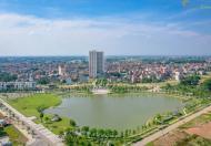 Bán nhanh lô đất trung tâm TP Bắc Giang Dự án KĐT Bách Việt Lake Garden - Dĩnh Kế - Bắc Giang