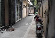 Bán Nhà Mặt Ngõ Ô Tô Kinh Doanh Nguyễn Ngọc Nại, Thanh Xuân, 22m/2.7 Tỷ/3 Tầng