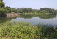 Đất mặt hồ Cư Yên, Lương Sơn 1392m giá 1.79 tỷ