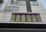 Nhà phố xinh mới 5 x 8m trệt 3 lầu sân thượng Âu Dương Lân F3Q8 TP. Sài Gòn