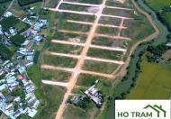 Bán đất nền gần sân bay Lộc An Xuyên Mộc Hồ Tràm, SHR, XDTD, DT: 120m2, giá: 7tr/m2. LH: 0938680663