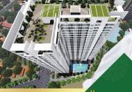 Cần tiền bán gấp căn hộ 2 phòng ngủ căn 2002 ( căn 2, tầng 20) dt 54.81m2 dự án An Bình Plaza 97