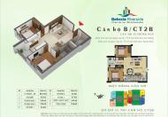 Chính chủ cần tiền bán gấp căn 15 tòa CT3, tầng 10-12 dt 66,8m2 dự án Gelexia Riverside 885 tam