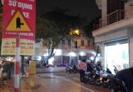 Cho thuê cửa hàng phố Ngọc Lâm.