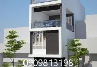 Bán nhà phường 4 Tân Bình 3 tầng mới đẹp 50m2 7PN GIÁ SỐC chỉ 6.05 tỷ (TL), HĐT 20tr/th.