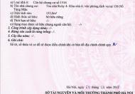 Chính chủ bán gấp CHCC Goldmark City, tòa Ruby 4B, 136 Hồ Tùng Mậu, 0916340509
