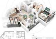 Bán căn hộ dự án ecopark 52m2 view sân golf mặt hộ cắt lỗ sâu