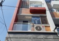 Nhà Lạc Long Quân mới tinh 38m2 BTCT 4PN có ST hẻm đẹp tặng NT