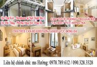 Cho Thuê KIOT - SHOPHOUSE và phòng trọ giá rẻ Ngõ Thịnh Hào 1 - Đường Tôn Đức Thắng - Phường Hàng