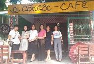 Cần Sang Nhượng Quán Cafe Cốc Cốc Trên Đường Bãi Muối, Cao Thắng.