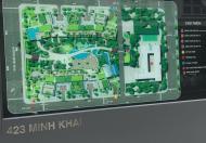 Cần bán siêu phẩm cao cấp Imperia Sky Garden 423 Minh Khai 82m2-2PN, 3.1 tỷ,bao sang tên.