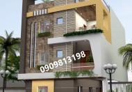 Cần bán nhà phong cách Villa hiện đại 118m2 HXH phường 13 Bình Thạnh VỊ TRÍ ĐẸP chỉ 17.9 tỷ TL.