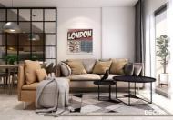 Căn hộ chung cư Golden Mansion Phổ Quang cần bán gấp căn 2 phòng ngủ view mảng xanh