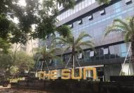 Căn hộ 3 phòng ngủ đầy đủ đồ đạc chung cư The Sun. View đẹp, 80m2. Giá 3 tỷ
