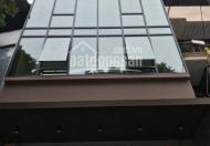 Bán nhà ngõ 20 Hồ Tùng Mậu 110m,7 tầng,giá 10.35 tỷ,thang máy,ở luôn,cho thuê