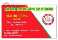 Cần bán gấp Nhà và Đất tại Thành Phố Quy Nhơn, Bình Định, giá rẻ nhất khu vực.