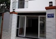 Đi nước ngoài cần bán nhà 80 m2 đường 2/9 phường 1 tp vĩnh long