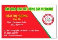 Cần bán gấp Nhà và Đất tại Thành Phố Quy Nhơn, Bình Định, giá rẻ nhất khu vực.chính chủ. Có chị
