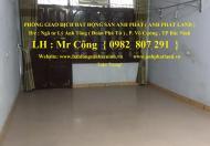 Cho thuê nhà nguyên căn vị trí đẹp kinh doanh –Khu Suối Hoa , TP Bắc Ninh