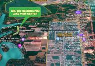 Đất trung tâm hành chính sổ hồng chỉ từ 491 triệu