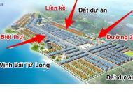 Bán đất dự án Phương Đông, Vân Đồn, trục 32m rẻ 23tr/m2