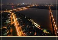 Chung cư Long Biên mở bán căn hộ penthouse duplex view trọn sông Hồng, 3PN & 4PN, LH: 0833027617