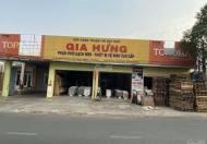 Cho thuê mặt kho lớn tại Trung tâm Thành Phố Tây Ninh Đường CMT8