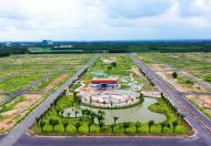 Đất Nền Nhơn Trạch mặt tiền đường 25C Giá 750 triệu/nền thổ cứ 100%
