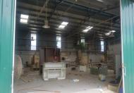 Cho thuê nhà kho xưởng đẹp 250 m2 đường Đê Sông Đuống, Long Biên, Hà Nội.