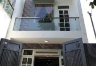 Bán nhà trên đường Phan Văn Trị, Q.BT, 4x13m, 4 phòng ngủ.