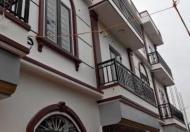 Nhà 3 tầng đẹp chợ bạch mai sau khu Pg An Đồng