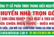 CÔNG TY CỔ PHẦN TMDV TRUNG HIẾU NGUYỄN_HOTLINE: 0945798910
