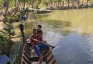 Bán đất mặt tiền sông dự án VN 1234 phường Long Phước, quận 9