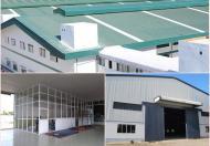 Cho thuê nhà làm kho, xưởng Phường Thạch Bàn, Long Biên 200 m²