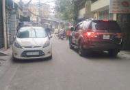 Bán nhà mặt phố Vĩnh Phúc, kinh doanh, vỉa hè, ô tô 2 chiều, giá 11 tỷ