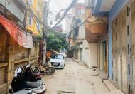 2 tỷ 9 có nhà 35m2 4 tầng Nguyễn An Ninh ô tô đỗ cửa LH 0918535658