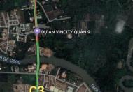 Bán đất mặt tiền đường Nguyễn Xiển, Vinhome Grand Park, quận 9, Tp Hcm