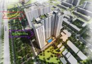 Chính chủ cần sang nhượng lại căn hộ tầng 5 1PN, 1VC view hồ bơi dự án Bcons Miền Đông