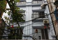 Bán nhà đẹp ngõ Khâm Thiên, 2 ô tô tránh, đỗ sân, thang máy 6.6 tỷ