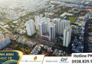 Căn hộ Central Premium Tạ Quang Bửu 98m² 3PN tháng 5/2020 giao nhà