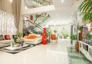 25 tỷ - Bán biệt thự quận 1, Tôn Thất Tùng, 7x15m, hồ bơi, 4 lầu