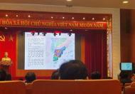 Bán đất khu đô thị Phương Đông, Vân Đồn, Sổ Đỏ, Rẻ 22.5tr/m2