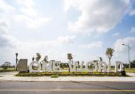 Lô đất đường 33m nằm trong 2 dự án 52,43ha One World và HomeLand.