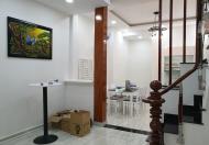Bán nhà Hoa Lan, Phú Nhuận, HXH 8m, gần đường Phan Xích Long, giá rẻ 4x20