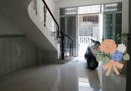Nhà HXH Nơ Trang Long P12 BT 38m2 4Tầng 3.65/4.1x9.1 Gía 5 tỷ.