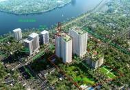 Bán căn hộ 2pn, 3pn gần Đại Học Y Hà Nội