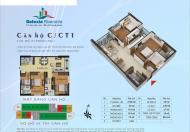 Bán căn góc 3PN căn 20, tòa CT1 tầng 4-5 Tòa Gelexia Riverside 89.2m2, giá rẻ nhất 1,86 tỷ