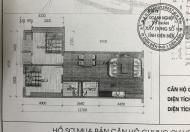 Gia đình bán căn chung cư VP6, Linh Đàm, view Hồ, Hướng Đông Nam, 66m2, 1,2 tỷ.