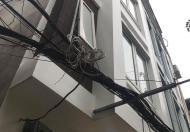 Bán nhà 129 Nguyễn Trãi - Ngã Tư Sở 34m2 * 5 tầng, LH : 0901525008